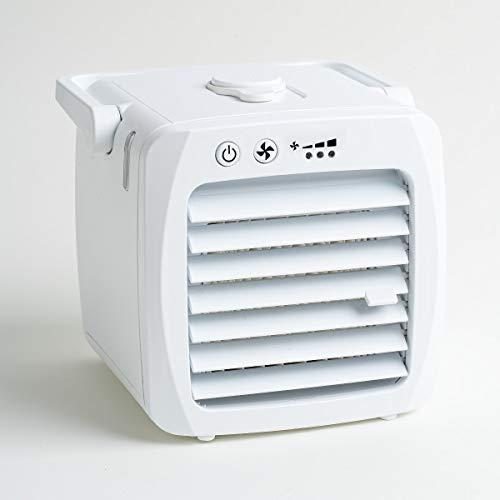 涼しさを持ち運ぶ冷風扇 パーソナルクーラー BOOK 画像