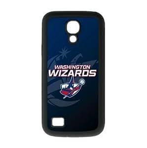 Newly Designed SamSung Galaxy S4 mini i9192 / i9198 TPU Case Washington Wizards Logo Background-by Allthingsbasketball