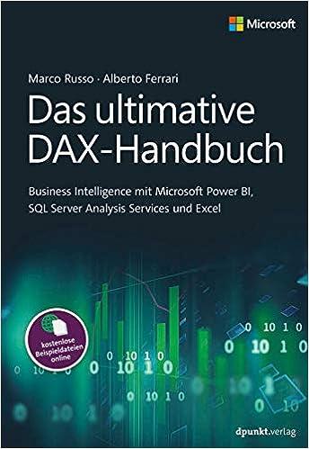 Das ultimative DAX-Handbuch