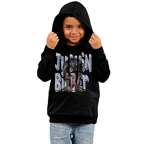 Justin Bieber Believe Tour Toddler Sweatshirts Hoodie ()