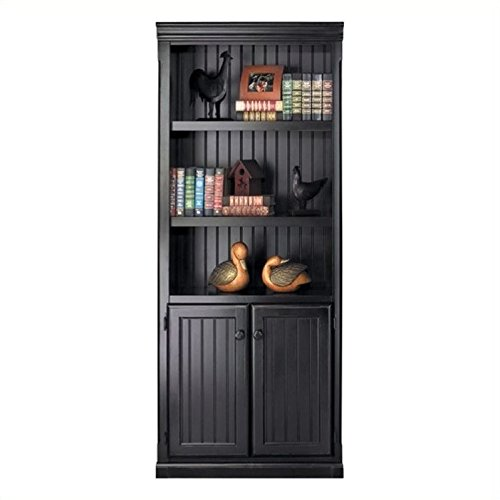 kathy ireland Home by Martin Southampton Library Bookcase - Fully Assembled (Collection Southampton Cottage)