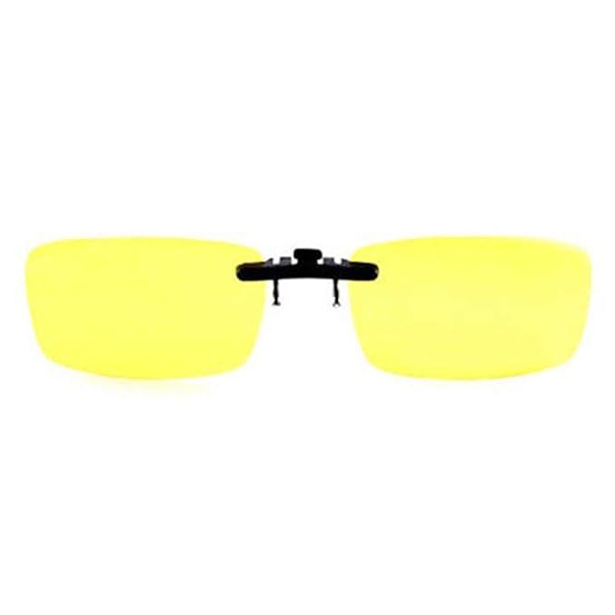 Ogquaton Gafas de sol Clips Gafas de sol polarizadas Clips ...