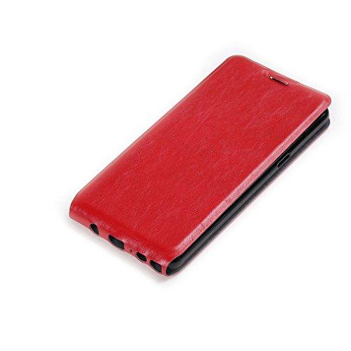 Funda Samsung Galaxy Note 7,Manyip Caja del teléfono del cuero,Protector de Pantalla de Slim Case Estilo Billetera con Ranuras para Tarjetas, Soporte Plegable, Cierre Magnético B