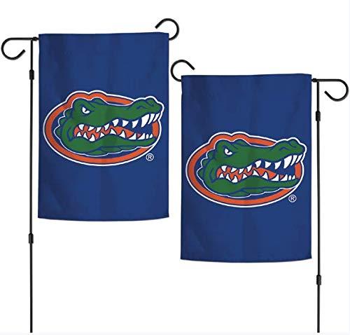 NCAA University Florida Gators 12.5 x 18 Inch 2-Sided Garden Flag Logo