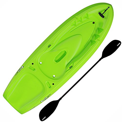 Lifetime Dash 66 Youth Kayak , Lime Green