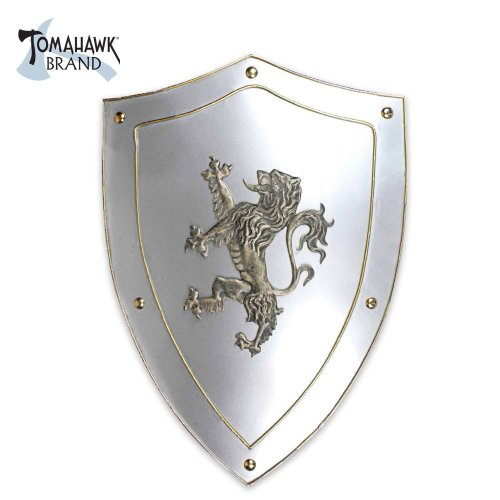 Royal Lion Medieval Shield, Outdoor Stuffs