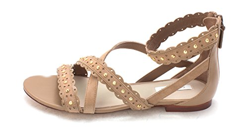 Cremini Open Strap Cole Haan Casual Ankle Toe 14A4082 Womens Sandals pwPzq