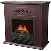 Electric M707P-2628FCN Fireplace with 28