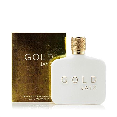 Gold Jay Z Eau De Toilette Spray, 3.0 ()