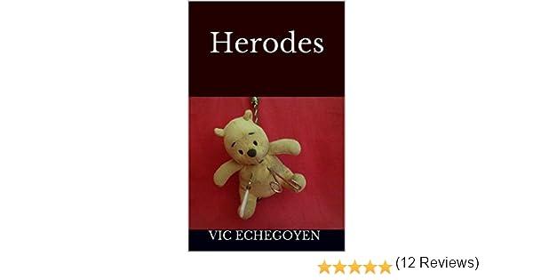Herodes: Diario de una asesina eBook: Echegoyen, Vic: Amazon.es: Tienda Kindle