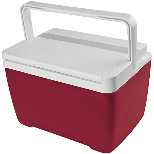 Igloo Island Breeze Cooler (Diablo Red, 9-Quart)