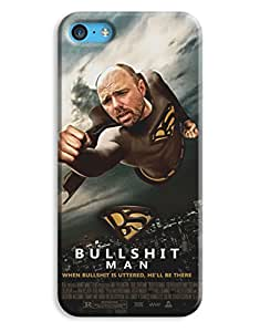 Bullshit Man - Karl Pilkington Case for your iPhone 5C