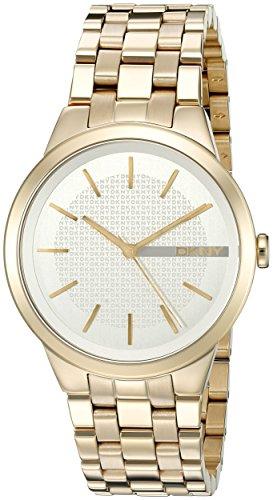 DKNY Women's NY2382 PARK SLOP E     Gold Watch