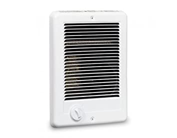 cadet com pak 1000w 120v most popular electric wall heater with thermostat white
