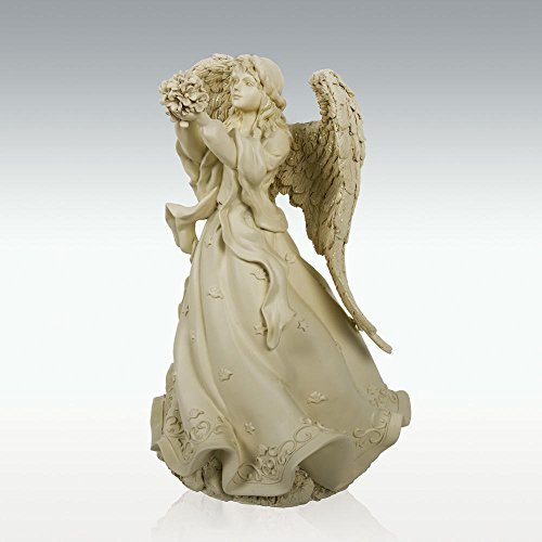 AngelStar Everlasting Love Angel Urn, 11-1/2-Inch, 52 Cubic Inch from AngelStar