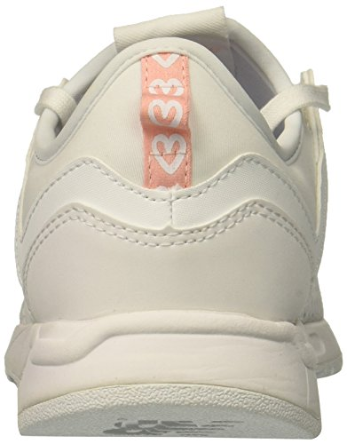 Zapatillas Balance rosado Para New Wrl247v1 Mujer Blanco qAvdFEwY