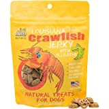 think!dog Crawfish with Alligator Jerky Treat for Dogs, My Pet Supplies