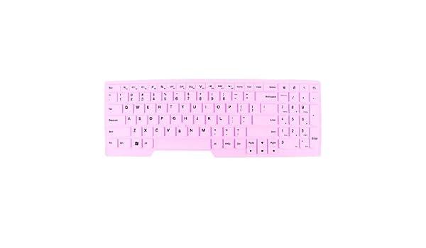Amazon.com: Soft Pink Silicone Laptop Keyboard Protector Film para IBM E530 E535: Electronics