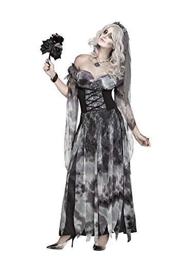 Adult Cemetery Bride Costume by Fun (Cemetery Costume)