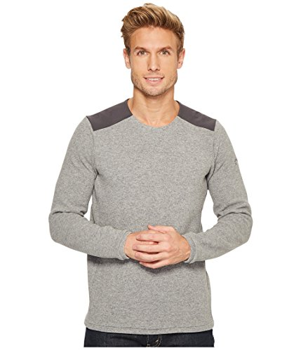 Arc'teryx Donavan Crew Neck Sweater Men's (Light Grey Heather, Large)