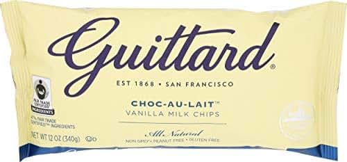 Baking Chips & Chocolate: Guittard Choc-Au-Lait Vanilla Milk Chips