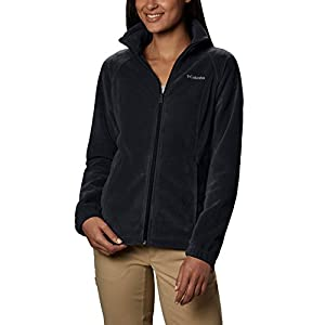 Columbia Women's Benton Springs Full Zip Jacket, Soft Fleece with Classic Fit 22