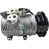 NEW DENSO 10S17C Car Auto AC Compressor for Toyota Land Cruiser Prado LJ120 5L-E
