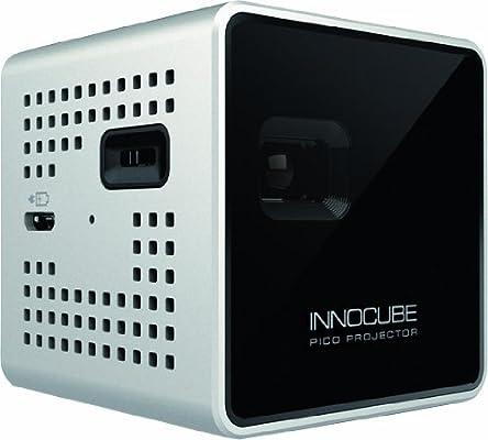 Rollei Innocube IC200T Pico - Proyector para Apple iPhone, iPad ...