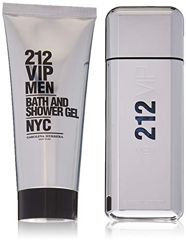- 212 VIP Carolina Herrera 2 pc Gift Set For Men