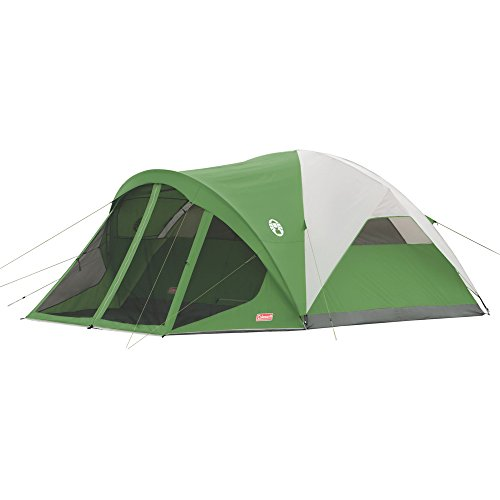 Coleman 2000007825 Tent Evanston Screened - Tent Coleman Cover