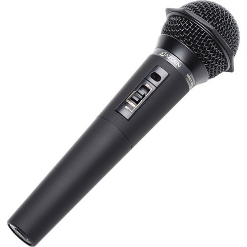 Azden Unidirectional Mic - AZDEN WMT-PRO Pro Series Wireless Hand-Held Microphone with Transmitter in Bas