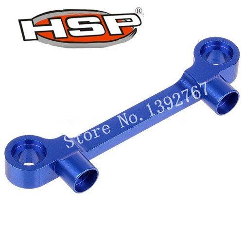 Part & Accessories 081032 Front Lower Susp Mount Upgrade Parts For 1/8 RC Model Car BAZOOKA TORNADO CNC 94081 94083 94085 RC Car ()