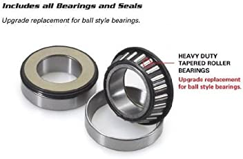 CORSE DYNAMICS Tapered Steering Stem Bearing Kit: 26mm