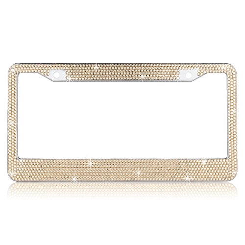 Amazon.com: ShowTop Pure Handmade Luxury Crystal Bling Bling ...