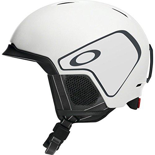 Oakley Mod3 Snow Helmet, Matte White, - Oakley White Matte