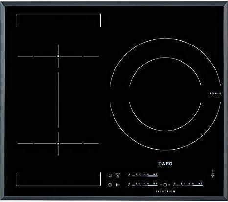 AEG HKL65310FB hobs - Placa (Integrado, Inducción, Vidrio y ...