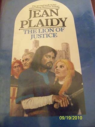 book cover of The Lion of Justice