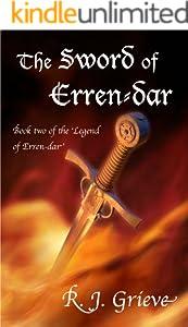 The Sword of Erren-dar (The Legend of Erren-dar Book 2) (English Edition)