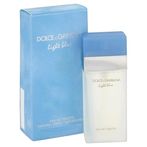 Light Blue For Women By Dolce & Gabbana 3.4oz