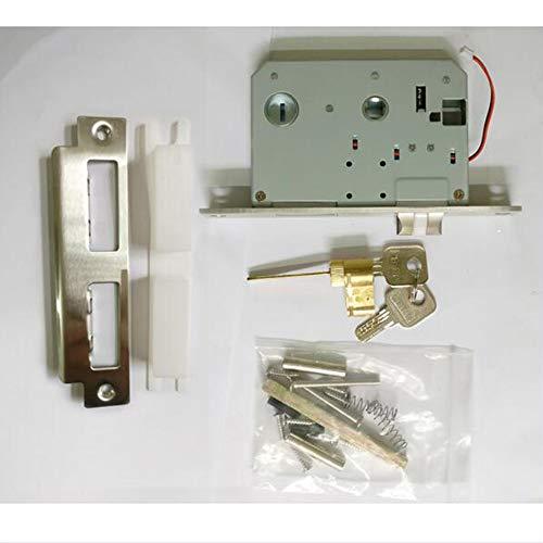 GAOPIN Smart Lock - Fingerprint Smart Door Lock, Code, Touch Screen Digital Password Biometric Electronic Lock Key for Home Office,Silver by GAOPIN (Image #5)