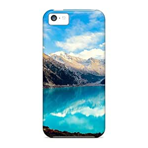 William T Pascale Slim Fit Tpu Protector LFLPhwL1605qRTUb Shock Absorbent Bumper Case For Iphone 5c
