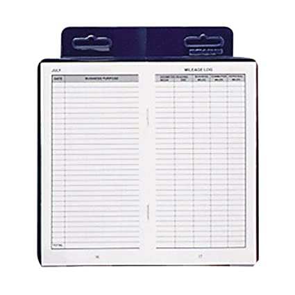 amazon com dome publishing deluxe auto mileage log book 6 25 x