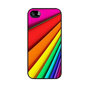 Colorful Case - Hard Plastic case for iPhone 5S