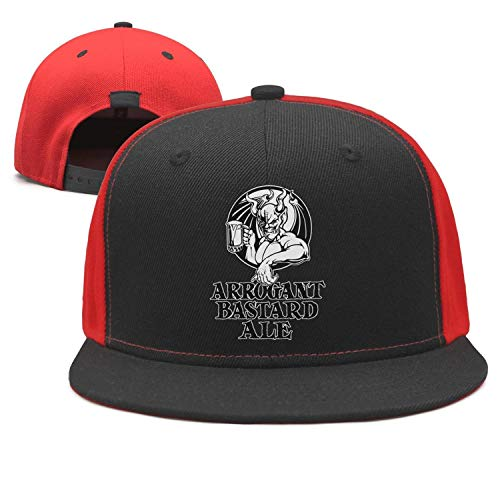 Ruslin Stone Arrogant Bastard ALE Women Men Snapback Hat Adjustable Street Dancing caps