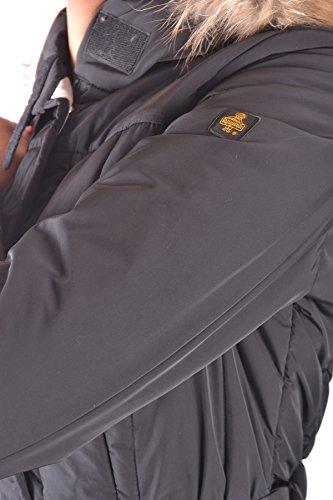 Refrigiwear Mujer MCBI254120O Negro Poliéster Abrigo