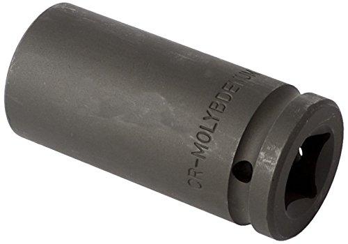 ATE Pro. USA 50245 Impact Socket, Deep Wall, 3/4'' x 1-1/8''