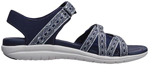Ryka Femme Savane Sandale Médiévale Bleu / Bleu Doux