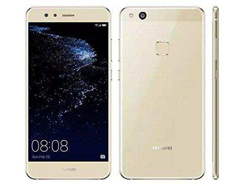 Huawei P10 Lite 32GB WAS-LX3 Octa Core 4GB RAM International Version 4G LTE USA Latin & Caribbean Fingerprint (Gold)