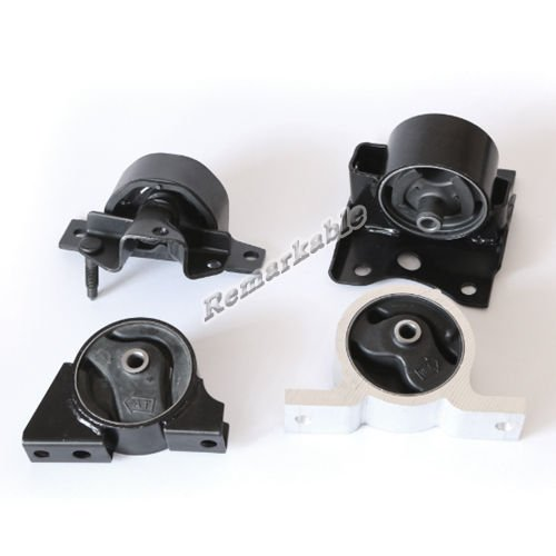 Nissan Sentra Engine Mount - Remarkable Power G045, For Nissan Sentra 02 03 04 05 06 1.8L Engine Motor Automatic Transmission Mount Set- A7314 A7315 A4305 A4301