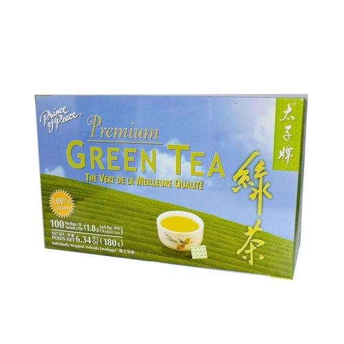 Prince of Peace Premium Green Tea, 100 (Peace Green Tea)